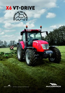 TRACTOR OF THE YEAR 2018